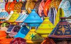 Pots in Morocco