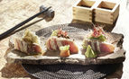 Sushi at Amanzoe