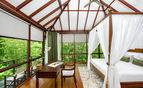 Ulagalla villa master bedroom