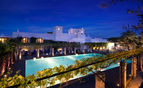 Masseria Torre Maizza exterior evening
