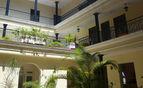 Bedroom exterior balconies