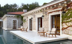 Spa relaxation terrace