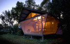 Wild bush luxury cabins in Bamurru Plains