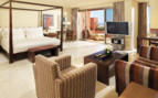Junior suite at Abama hotel