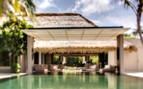 The pool at Cheval Blanc Randheli