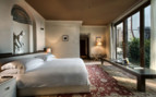 Bedroom at Il Salviatino, luxury hotel in Italy