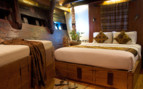 Picture of the Cabin onboard Silolona