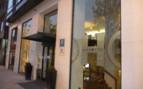 Entrance at Miro Hotel