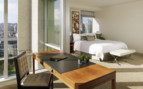Bedroom at St. Regis San Francisco, luxury hotel in San Francisco