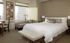 Large bedroom at St. Regis San Francisco