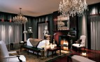 The Spanish luxury suite at Clift Hotel, luxury hotel in San Francisco