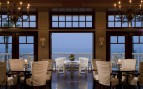 Dining room at Shutters on the Beach hotel