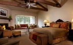 Large suite at Pebble Beach Resort, luxury hotel in Big Sur