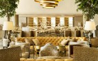 The lobby at The Tides, luxury hotel in Miami