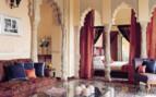 Suite at Usha Kiran, luxury hotel in India