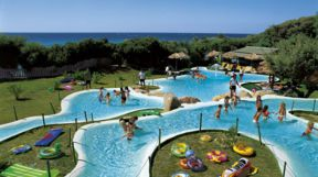 Children's City Pool, Forte Village, Sardinia