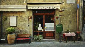 Trattoria, Italy