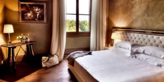 Bedroom at Il Salviatino
