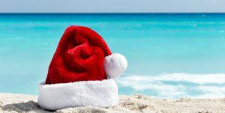 Beach Christmas, Cancun