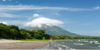 Ometepe Beach