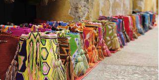 Fez colourful hats