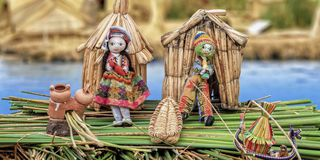 Woven Figures, Peru