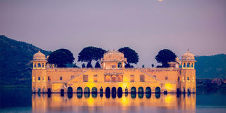 Building on the water in Rajasthan