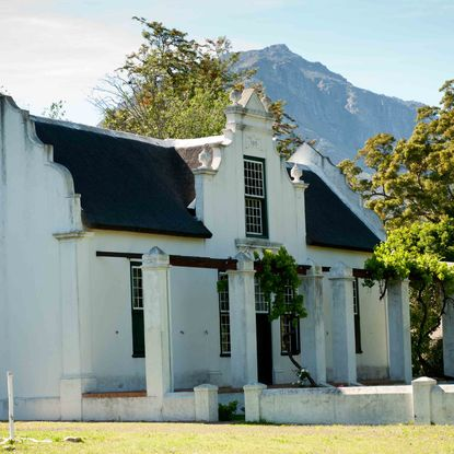 stellenbosch building