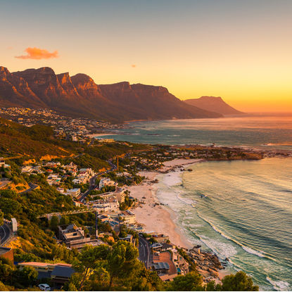 sunset atlantic seaboard