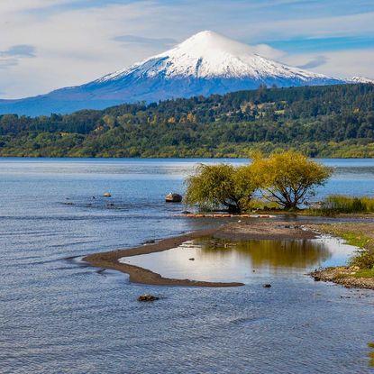 Villarica Volcano, Patagonia
