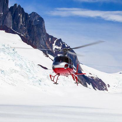 Heli-skiing Alaska