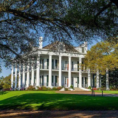 Mansion in Natchez