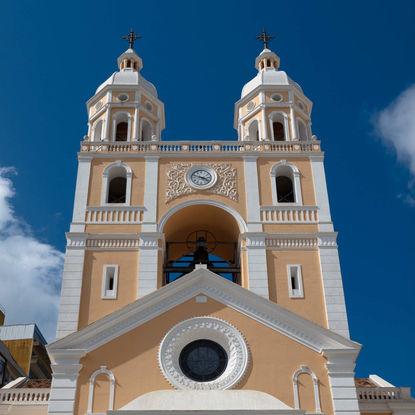 The Catedral Metropolitana