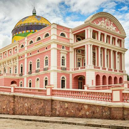 Teatro Amazones Opera