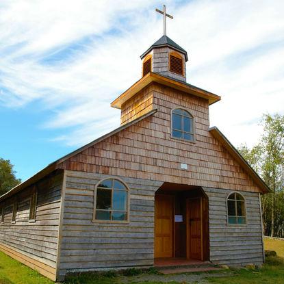 Unesco Listed Church on Aucar Island