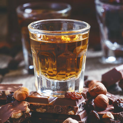 Rum with Chocolate