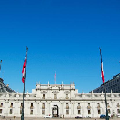 La Moneda Presidential Palace