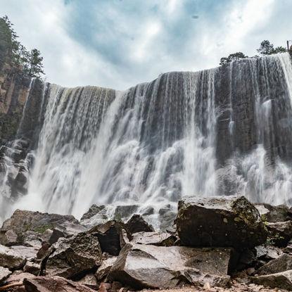 Cusarere Falls
