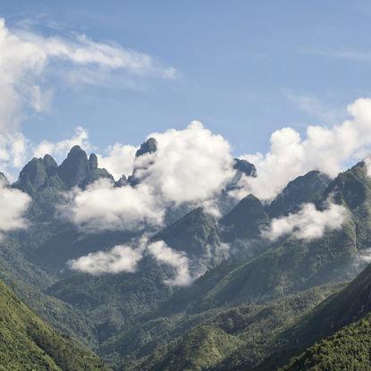 Hoang Lien Mountains
