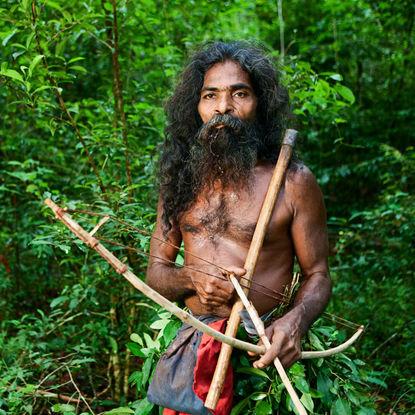Vedda People in Sri Lanka