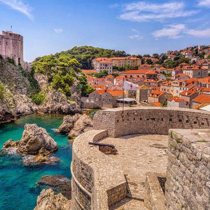 City Walls of Dubrovnik