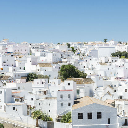 White Towns of Andalucia