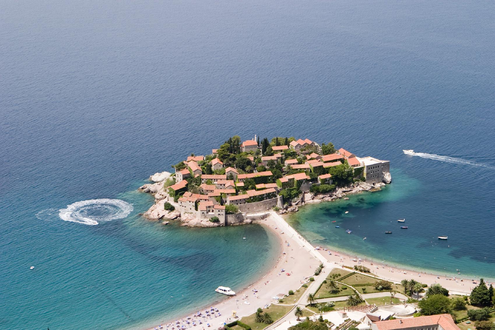 Sveti Stefan The Jewel in Montenegros Crown Original Travel Blog