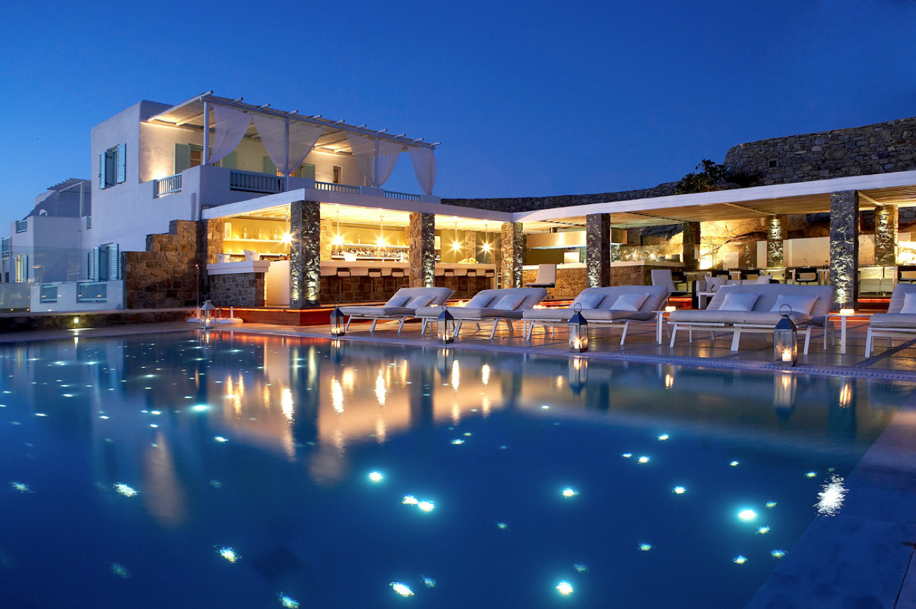 Small Boutique Hotels Naxos