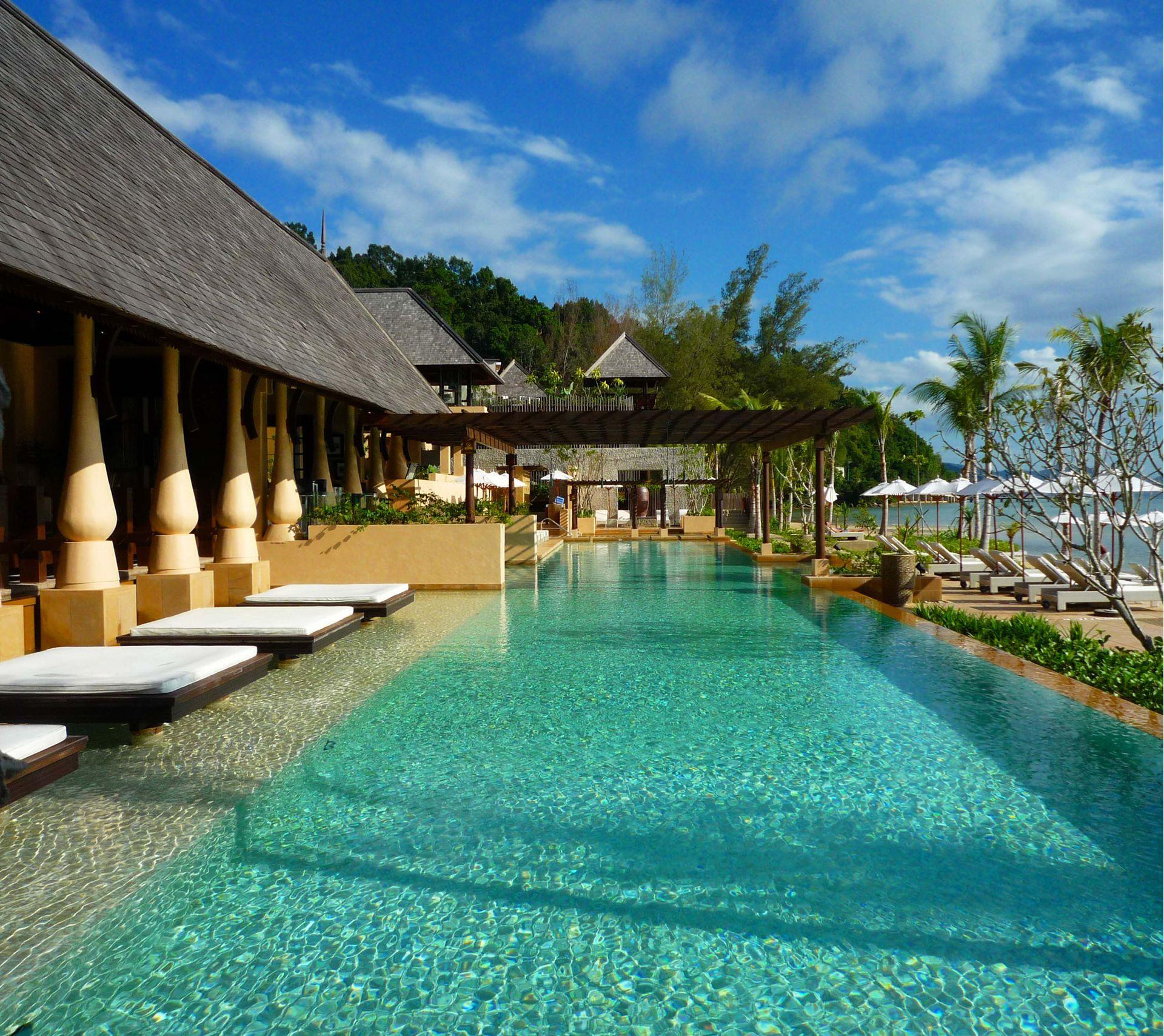 Lankayan Island: Luxury Resort Malaysia