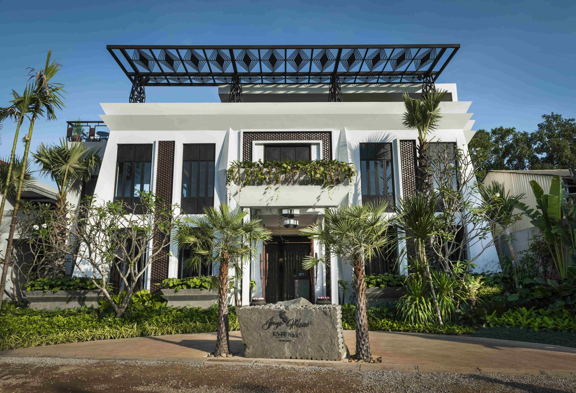 Jaya house river park boutique hotel cambodia original for River north boutique hotels