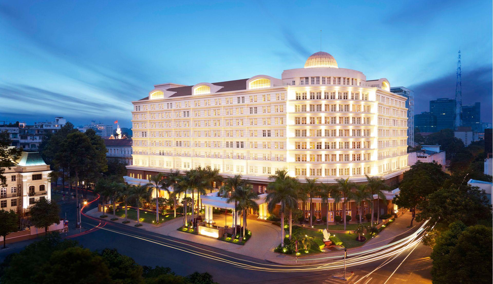 Park Hyatt Saigon - Luxury Hotel Vietnam - Original Travel