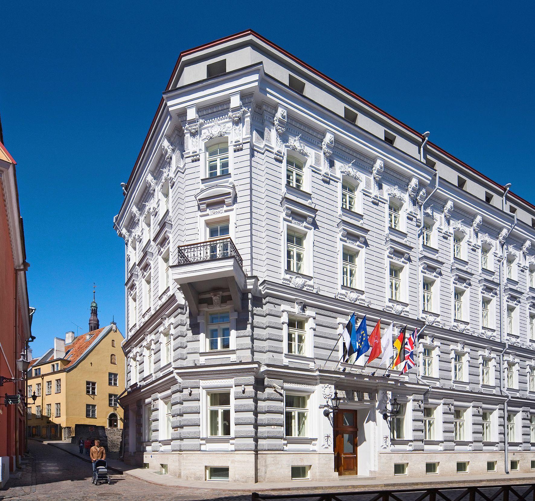 Hotel telegraaf tallinn luxury hotel estonia original for Hotel original