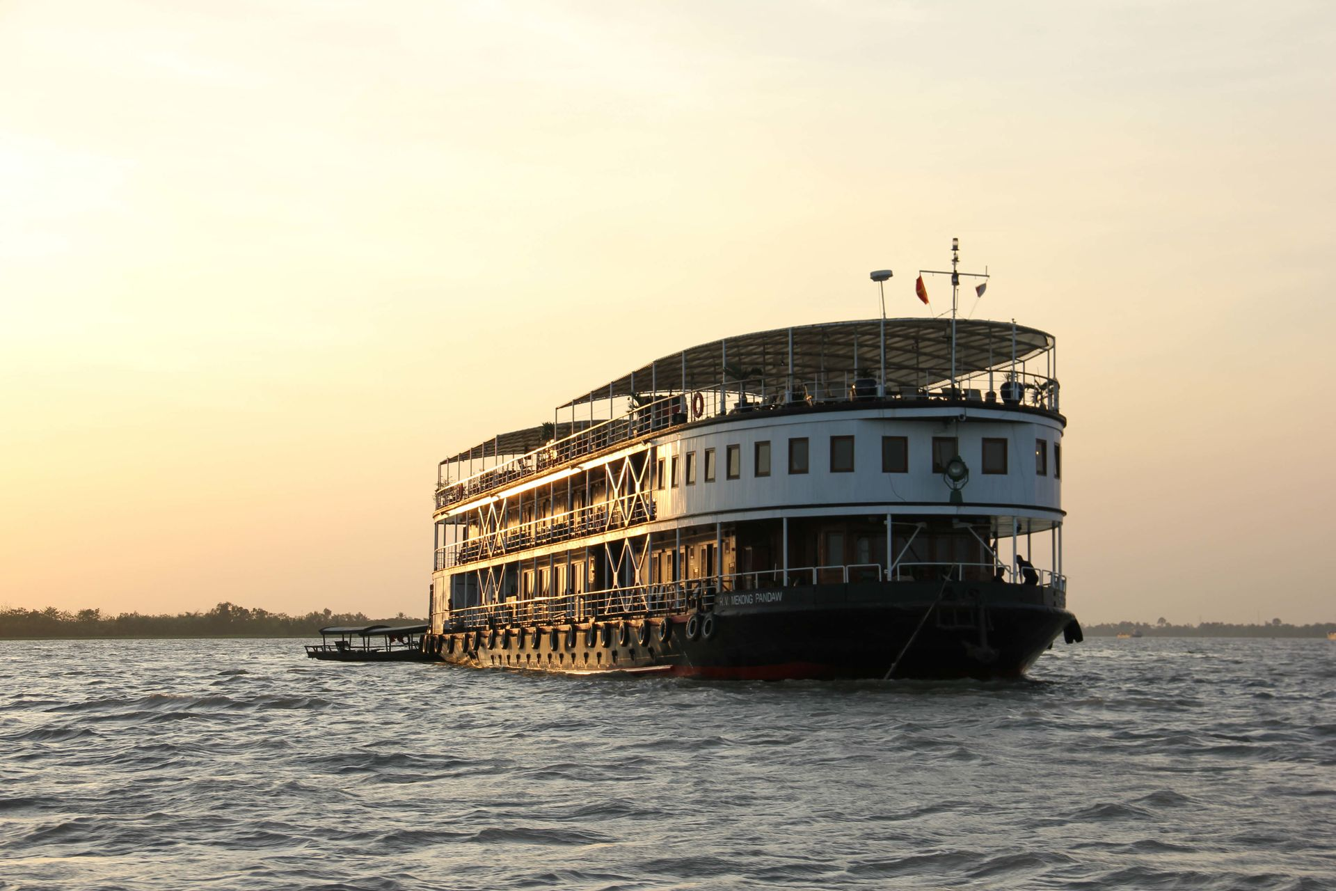 Pandaw Boats - Luxury Cruises Mekong Delta - Original Travel