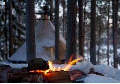 Aurora Safari Camp, luxury hotel in Sweden
